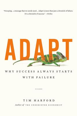Adapt By Harford, Tim